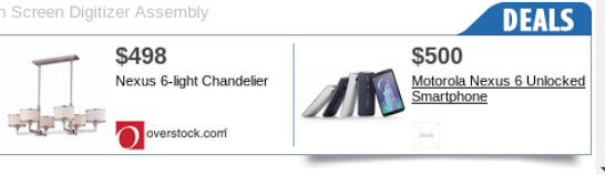 「Superfish」「Delta Homes」と「JollyWallet」は2014年の最も人気な広告インジェクタのスクリーンキャプチャ