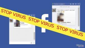 """""""つづく"""": Facebook ウィルスの新しい形が広まりつつある"""