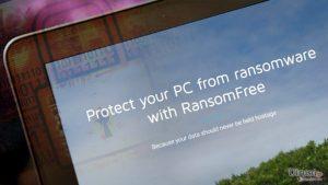 新しいランサムウェア対策ツール: RansomFree なら暗号化攻撃が検出されたときにマルウェアのプロセスを止められる