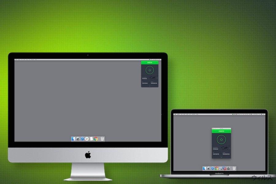 Personal Internet Access for Macs