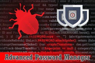 Advanced Password Manager スケアウェア