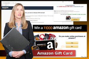 Amazon Gift Card 詐欺