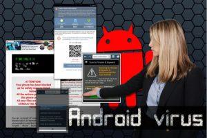 Androidウイルス