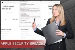 APPLE SECURITY BREACH