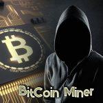 Bitcoin ウィルスのスクリーンキャプチャ