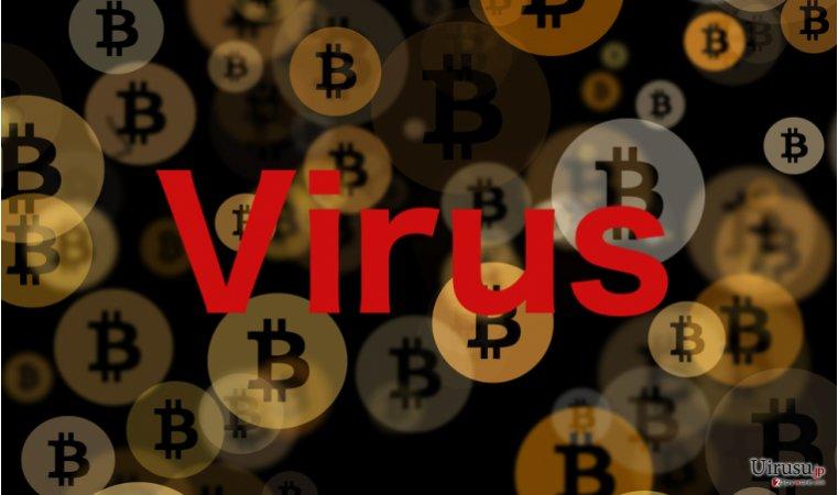 Bitcoin ウィルス