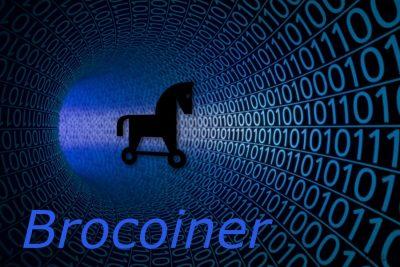 Brocoiner トロイの木馬