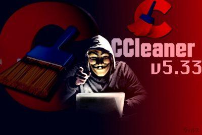 CCleaner ウィルス