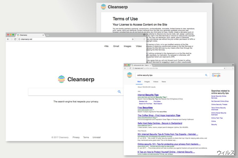 The image of Cleanserp.net