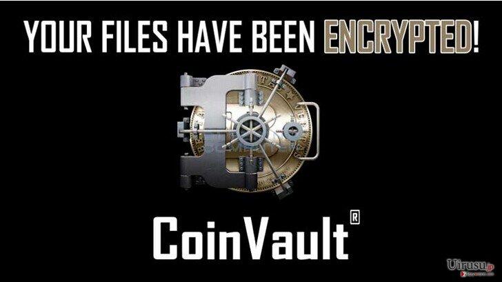 CoinVault ウイルス
