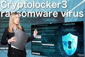 Cryptolocker3 ランサムウェア・ウィルス