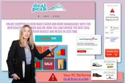 DealPeak 広告