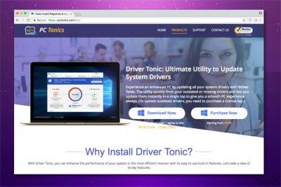 Driver Tonic のイメージ