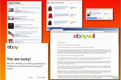 eBay ウィルスの亜種