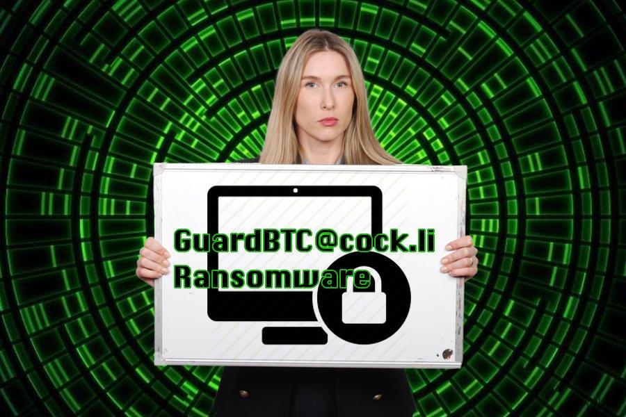 GuardBTC@cock.li ウィルスのポートレイト