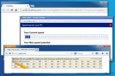 lb.adnxs アドウェアのイメージ
