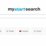 Mystartsearch.comのスクリーンキャプチャ