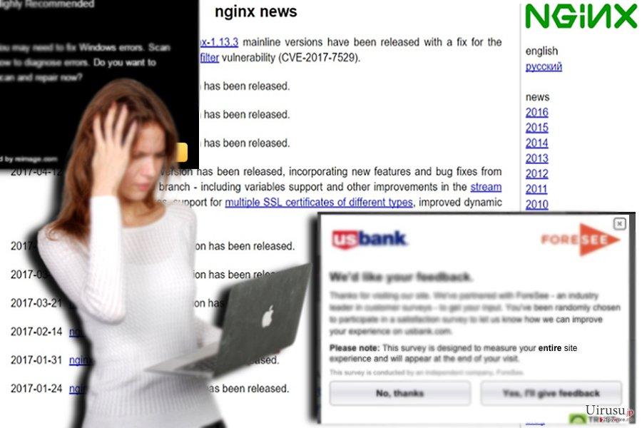 アフィリエイト・サイトの例 -- nginx.org