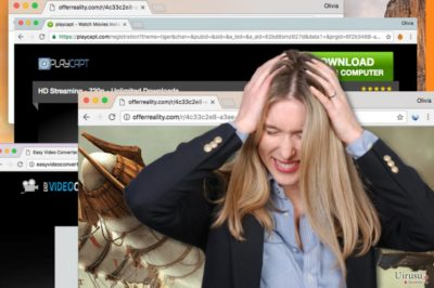 Offerreality.com 広告