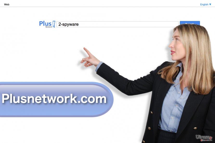 Plusnetwork.com ウィルス