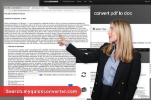 Search.myquickconverter.com ウィルス