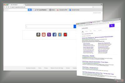 Search.myquickconverter.com 検索エンジンの例