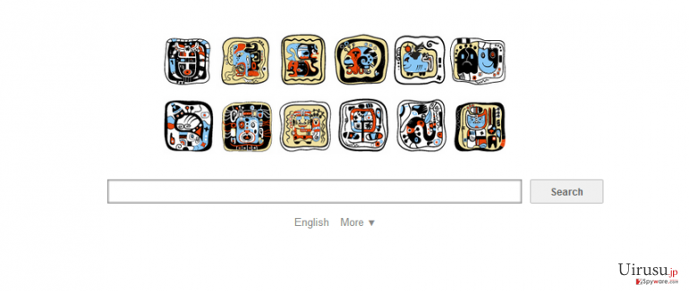 Searchgol.comのスクリーンキャプチャ