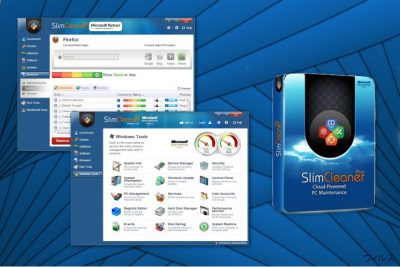 SlimCleaner Plus のイメージ