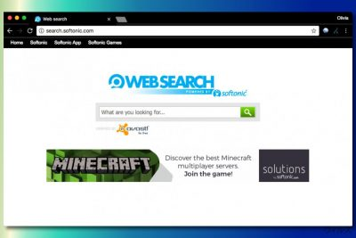 Softonic Web Search