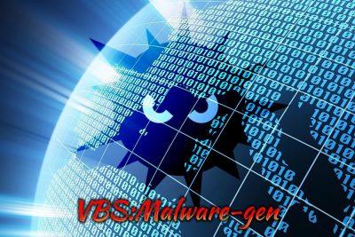 VBS:Malware-gen ウィルス