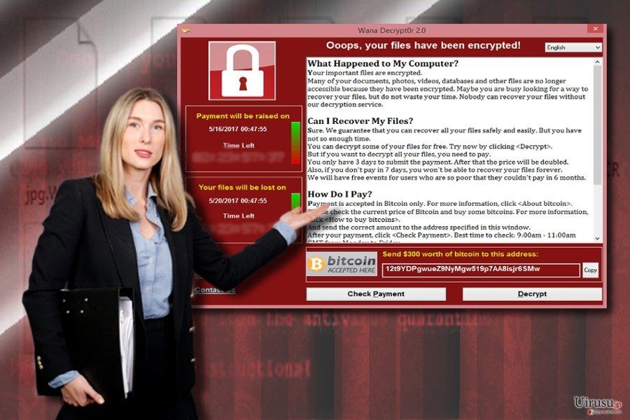 WannaCry 3.0 と WannaCry の身代金メモ