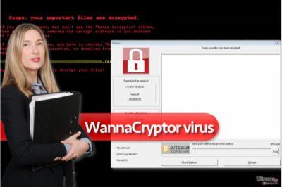 WannaCryptor ランサムウェア・ウィルス