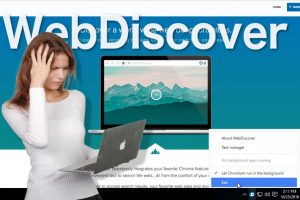 WebDiscover ブラウザ